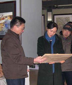 省委常委、省委统战部部长李微微到湖南科技职业学院调研