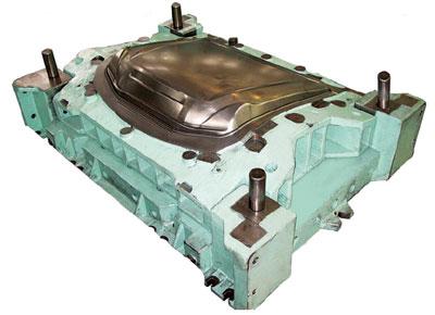 汽车引擎盖模具