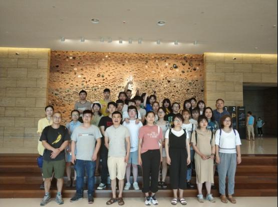 传承国家非物质文化--陶瓷设计学院赴铜官调研考察学习
