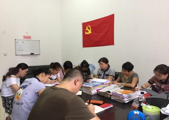 7月主题党日活动