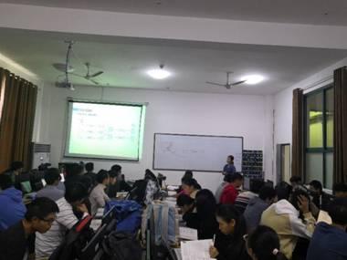 大数据技术与应用专业开展院级公开课活动