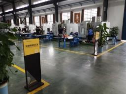实习实训中心一行赴湖南工业职业技术学院参观学习
